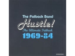CD The Fatback Band - Hustle! The Ultimate Fatback 1969-84