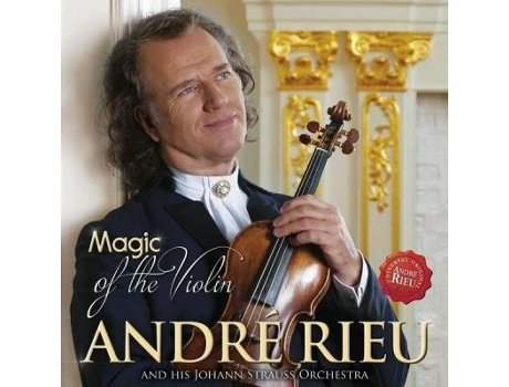 CD Andre Rieu - Magic Of The Violin — Pop