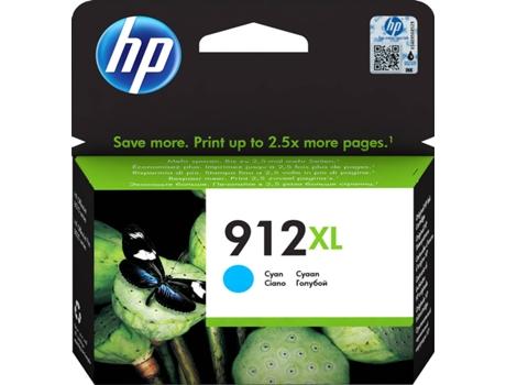 Tinteiro HP 912XL Azul | [6965562 ]