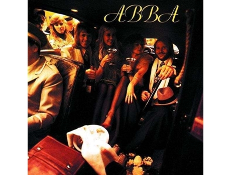 Vinil Abba: Abba — Pop-Rock