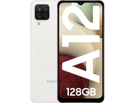 Smartph. Samsung Galaxy A12 128Gb Branco   [7329911 ]