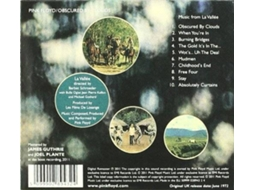 CD Pink Floyd - Obscure by Clouds — Pop-Rock