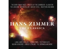 Vinil LP Hans Zimmer - The Classics — Género: Música do Mundo
