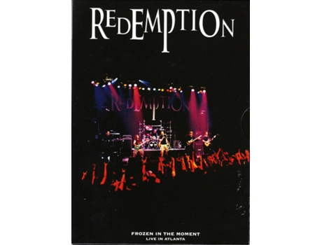 DVD Redemption  - Frozen In The Moment - Live In Atlanta