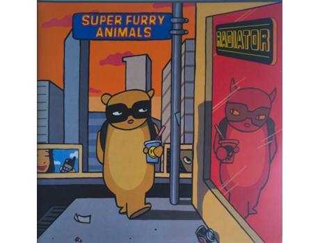 Vinil Super Furry Animals - Radiator