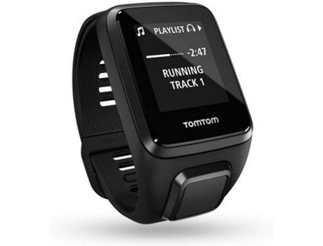 9ea678ad1ee Relógio Desportivo TOMTOM Spark 3 Cardio+Music (Bluetooth - Até 6 h de  autonomia)