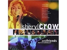 CD Sheryl Crow & Friends - Live in Central Park — Pop-Rock