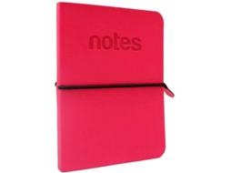 Bloco de Apontamentos MAKE NOTES 14*20 cm Rosa — Bloco de Notas