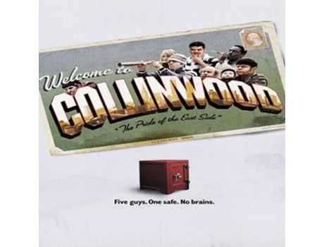 CD Mark Mothersbaugh - Welcome To Collinwood