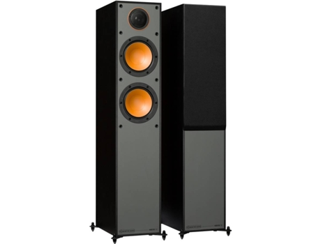 Coluna  MONITOR AUDIO Monitor 200 Preto — 120W | 40-30Hz