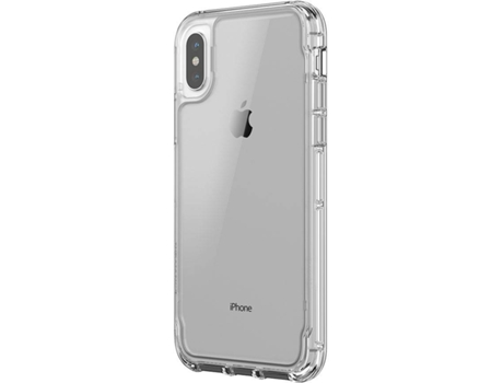 Capa GRIFFIN Clear iPhone X, XS Transparente — Compatibilidade: iPhone X, XS