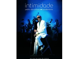 CD+DVD Pedro Abrunhosa - Intimidade — Pop-Rock
