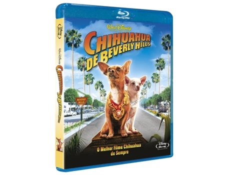 Blu-Ray Chihuahua de Beverly Hills — De: Raja Gosnell | Com: Drew Barrymore,Piper Perabo,Andy Garcia,George Lopez,Cheech Marin