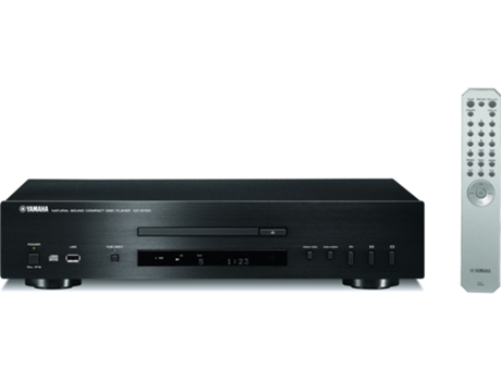 Leitor CD YAMAHA CDS-700 Preto — CD,USB,MP3