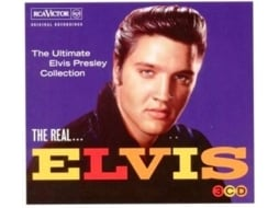 CD Elvis Presley - The Real... Elvis Presley — Pop-Rock