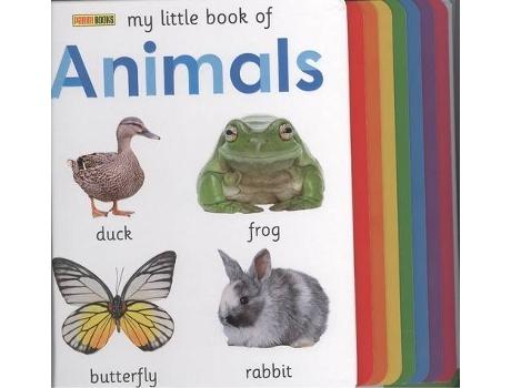 Livro Animals de Vários Autores