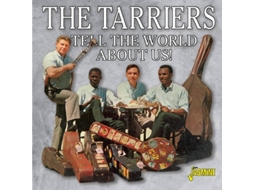 CD The Tarriers - Tell The World About Us!