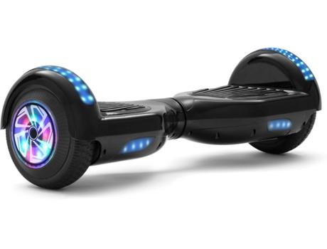 Hoverboard E Rides 6 5tl Circlelight4 Autonomia 2 H Velocidade Máx 12 Km H Worten Pt