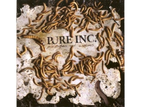CD Pure Inc. - Parasites And Worms