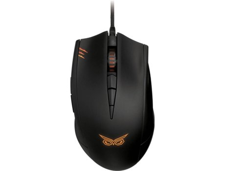 Rato Gaming ASUS ASUS Strix Claw Dark (PC - USB) — Com Fio