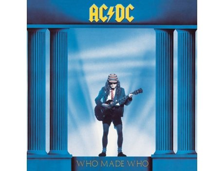 Vinil AC/DC - Who Made Who — Metal/Hard