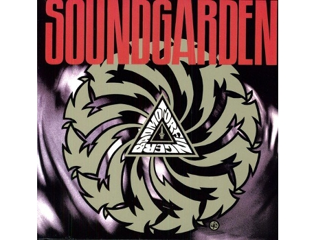 Vinil Soundgarden:Badmotorfinger — Pop-Rock