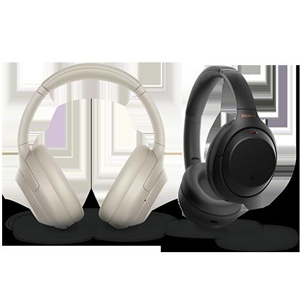 Auscultadores com cancelamento de ruído sem fios WH-1000XM4