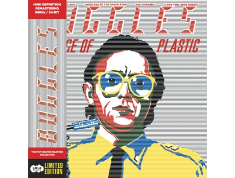 CD Buggles - The Age Of Plastic