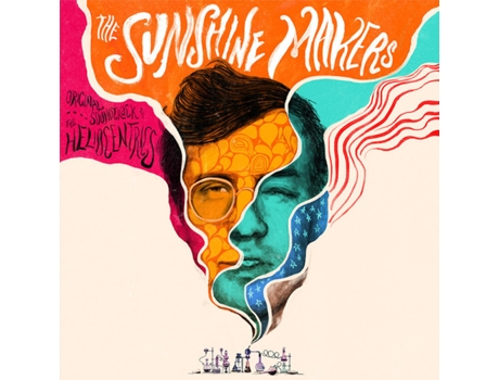 Vinil The Heliocentrics - The Sunshine Makers (OST)