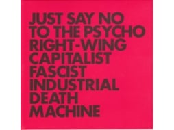 CD Gnod - Just Say No To The Psycho Right-Wing Capitalist Fascist Industrial Death Machine