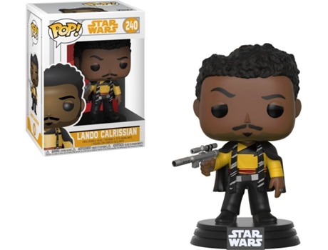 FIGURA VINIL POP! BOBBLE: STAR WARS: RED CUP: POP 9 — Star Wars