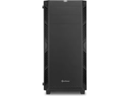 Caixa PC SHARKOON AI7000 Glass Black — ATX