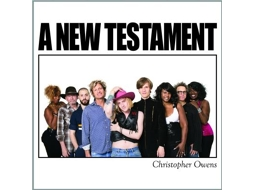 Vinil Christopher Owens - A New Testament — Pop-Rock