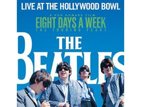 CD The Beatles-Live At The Hollywood Bowl — Pop-Rock