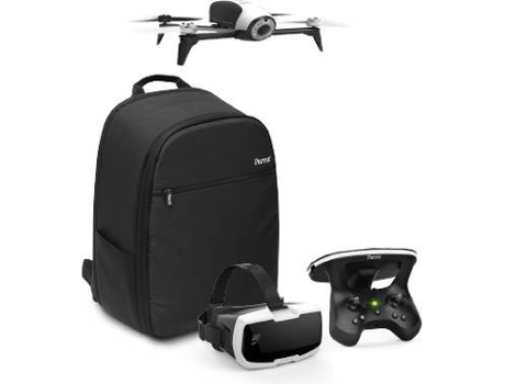 Drone PARROT Bebop 2 Adventure (Exclusivo Worten) — Alcance: 150m