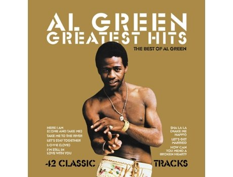 CD Al Green - Greatest Hits