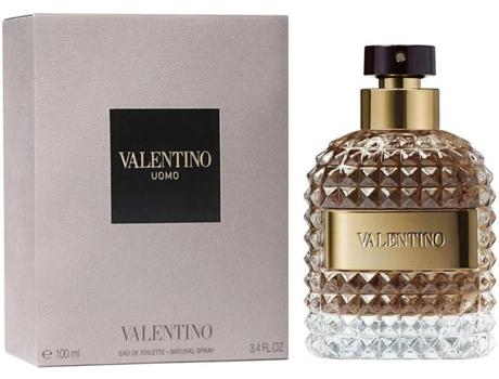 Perfume VALENTINO Uomo Eau de Toilette (100 ml)