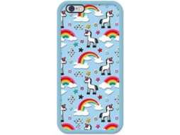 CAPA BENJAMINS UNICORN SOFT CASE IPH8/7 — Compatibilidade: iPhone 7
