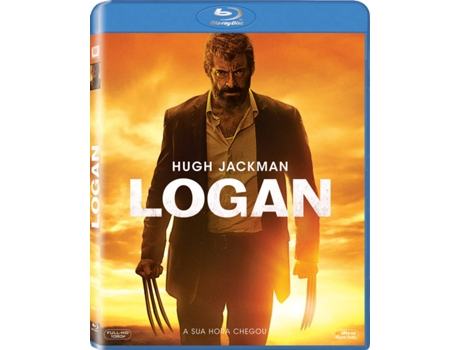 Blu-Ray - Logan — Do realizador James Mangold