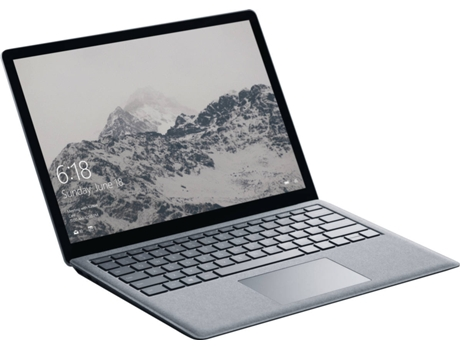 Microsoft Surface Laptop 13.5'' — Intel Core i7-7660U / 16 GB / 512 GB