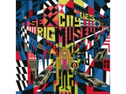 CD Sex Museum - Big City Lies — Pop-Rock