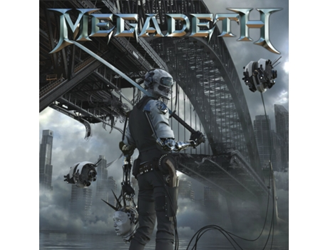 Vinil Megadeth:The Threat Is Real/Foreig — Metal / Hard