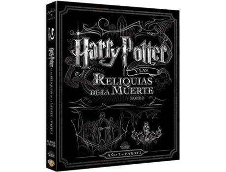 Blu Ray Harry Potter Y Las Reliquias De La Muerte Parte 2 Ed19 Edição Em Espanhol Worten Pt