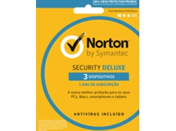 Software NORTON Security Deluxe 3.0 3 DISPOSITIVOS — Software | Segurança