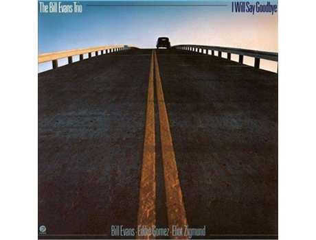 Vinil LP Bill Evans - I Will Say Goodbye — Pop-Rock