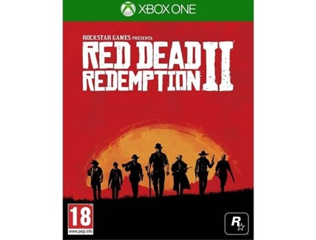 Jogo Xbox One Red Dead Redemption 2 — .