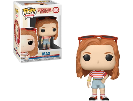 Figura FUNKO Pop! Television: Stranger Things - Max Mall Outfit