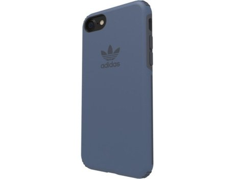 CAPA ADIDAS TPU HARD COVER IPH8/7 AZUL — Compatibilidade: iPhone 7