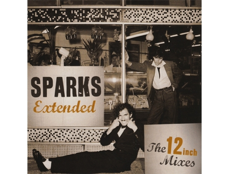 CD Sparks - Extended: The 12 Inch Mixes (1979-1984)