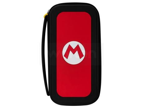 Nintendo - Bolsa com Acessórios Nintendo Switch Super Mario
